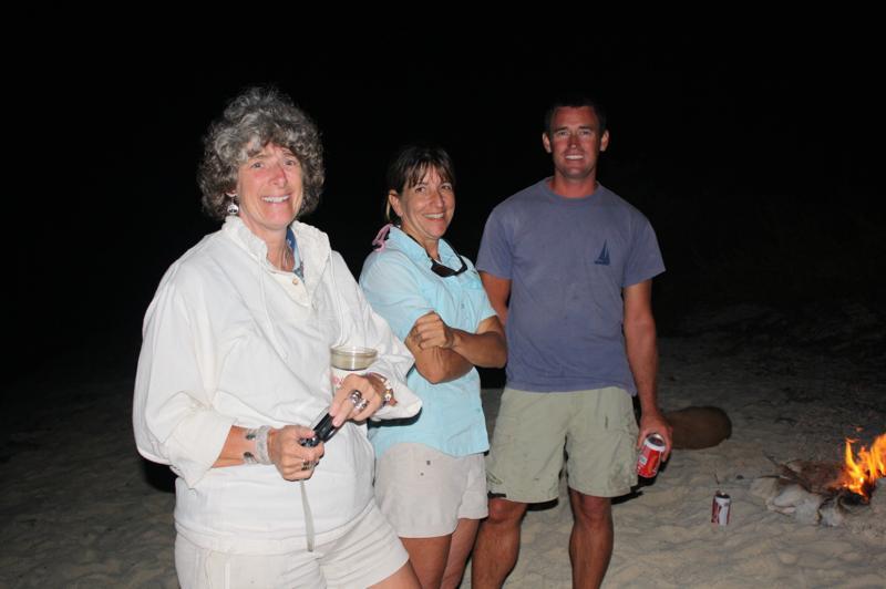 Shellee, Genna, & Brian